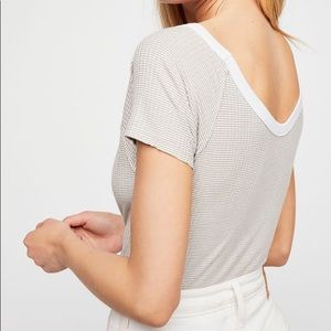 Free People Tops - Free People Frenchie Tee